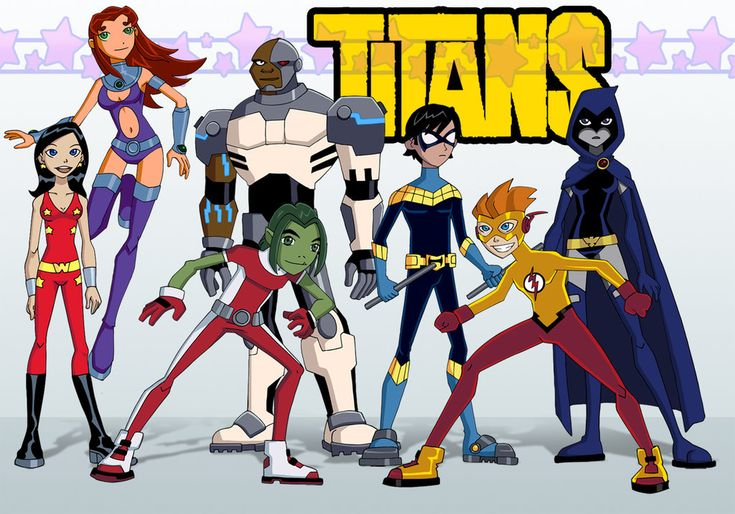 Teen Titans: Season 6 by *Glee-chan on deviantART