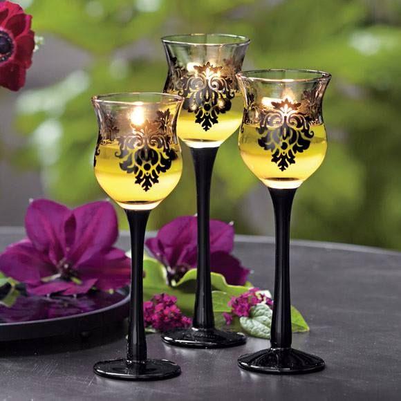 les 25 meilleures id 233 es concernant porte bougies votive sur bougeoirs artisanat de