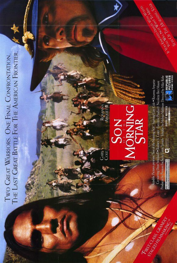 Son of the Morning Star 11x17 Movie Poster (1991)