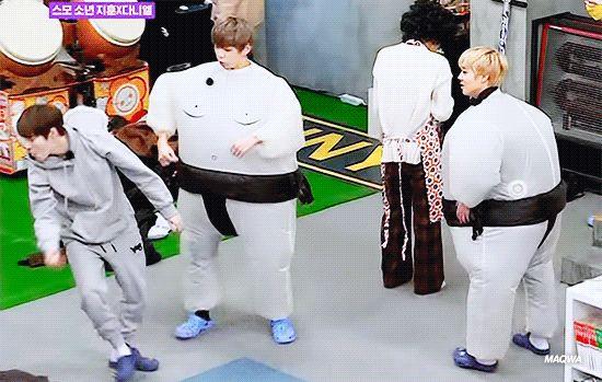 W1 go ep.5 #Daniel #Jihoon