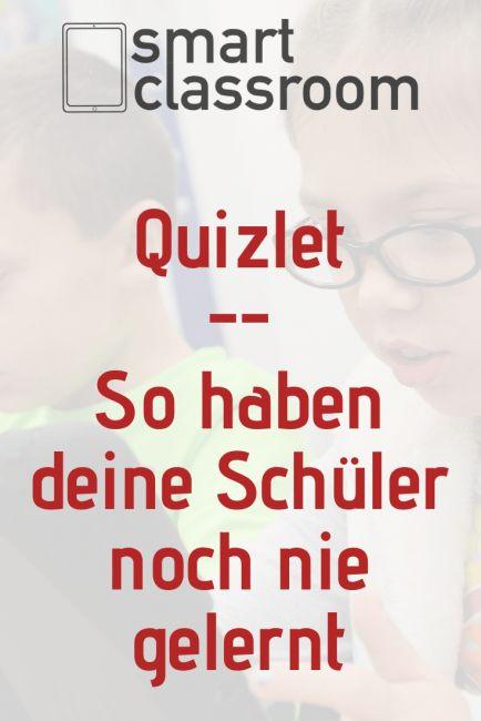Quizlet – motivational learning