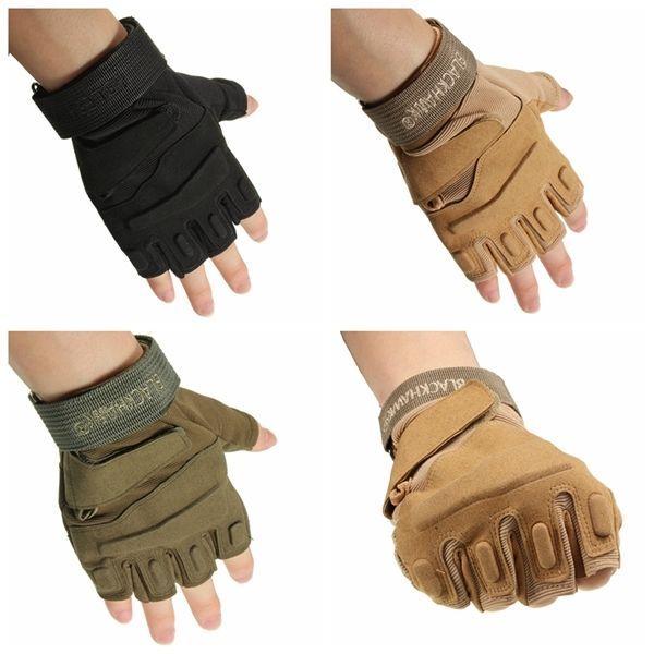 Artigo F, Motorcycle Riding Tactical Military Airsoft Half Finger Gloves na Categoria Automobilismo,Produtos Desportivos em eBid Portugal   147571950