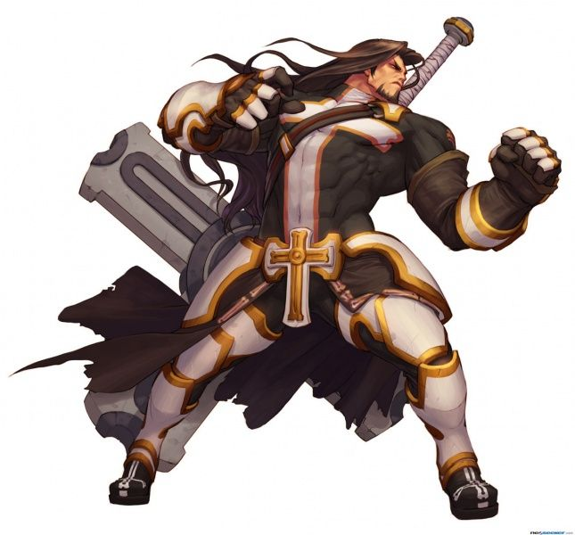 Dungeon Fighter Online Concept Art - Priest 3