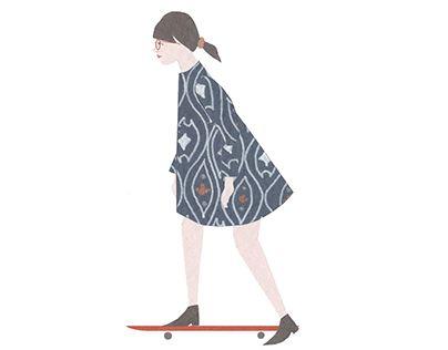 "Check out new work on my @Behance portfolio: ""Skate"" http://be.net/gallery/35058169/Skate"