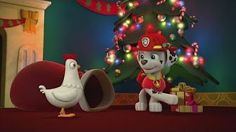 Paw Patrol Full Episodes English #Pups Save Christmas #Pups Bark With Dinosaurs - YouTube