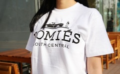 This is one of my favorites on glamzelle.com: HOMIES South Central Print-Shirt (3 colors avai...