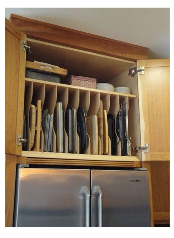 Dividers for cutting boards and bakeware