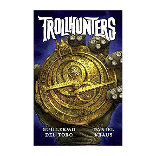From the minds of Guillermo del Toro and Daniel Kraus comes Trollhunters, a new illustrated novel about the fears that move in unseen places. Jim Sturges is your typical teen in suburban San Bernardin
