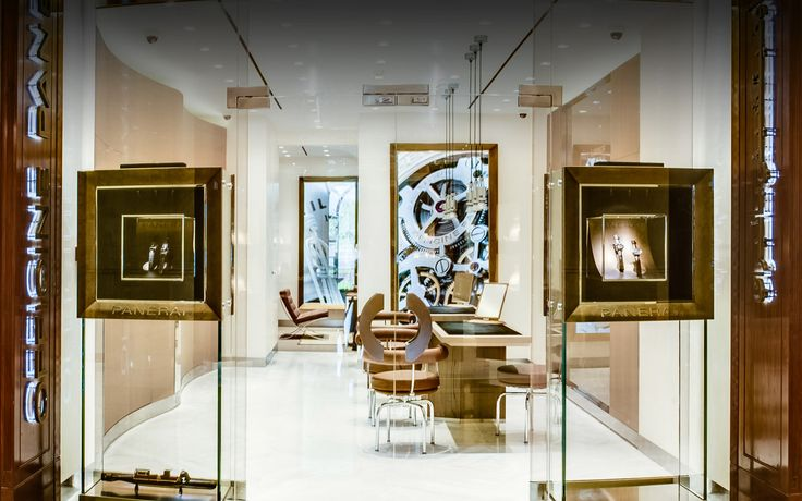 OFFICINE PANERAI - MuscatRoyal Opera Galleria, Shatti Al Qurum 112 - Muscat Sultanate of Oman