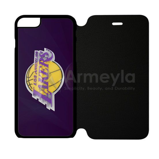 La Lakers Los Angeles Basketball Nba iPhone 6/6S Flip Case   armeyla.com