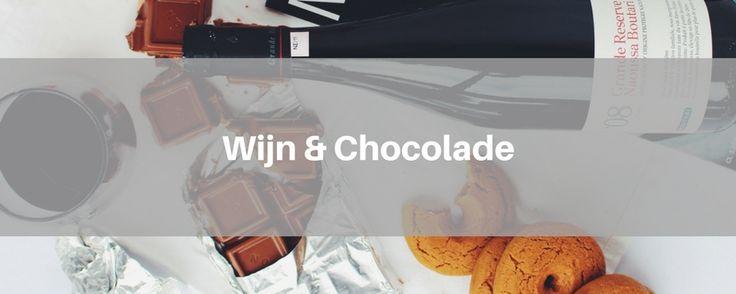 Wijn en Chocolade combineren. Hoe doe je dat?