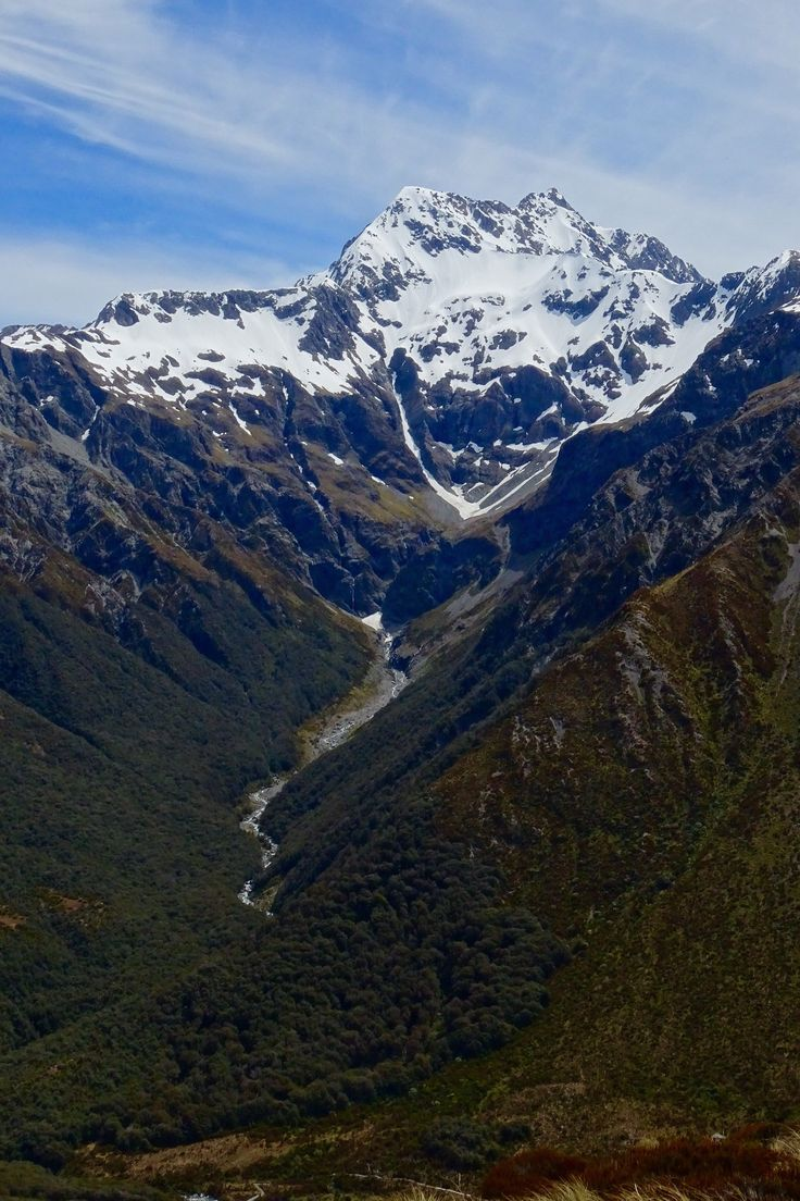 Top Ten Hikes on New Zealand's South Island | Spin the Windrose