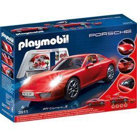 Playmobil 3911 - Atelier Avec Porsche 911 Carrera S