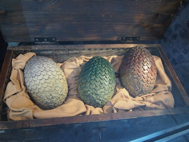 Recycle Reuse Renew Mother Earth Projects: How to make a Game of Throne Dragon Eggs