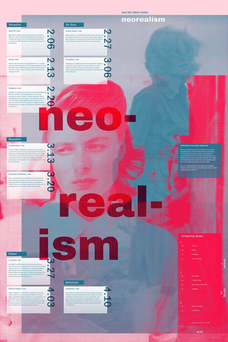 Neorealism Poster - Eddie Bong