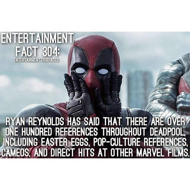 They did do an awesome job with the #deadpoolmovie  Follow for more #geektent all day everyday!  @entertainmenttruefacts @vancityreynolds  Skullpoopl is out on Blu Ray and DVD today! Did you buy it yet? #Deadpool  #marvel #marvelcomics #marveluniverse #mcu #marvelcinematicuniverse  #comic #comics #comicbooks #comiccon #wondercon  #geek #geeky #nerdy #nerd #nerdygirl  #true #comicfact #marvelfact #superherofact #superhero #truth #interesting #fact