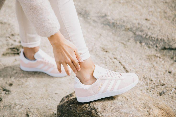 Zapatillas deportivas de mujer Adidas Gazelle en rosa | Alexandra - Lovely Pepa