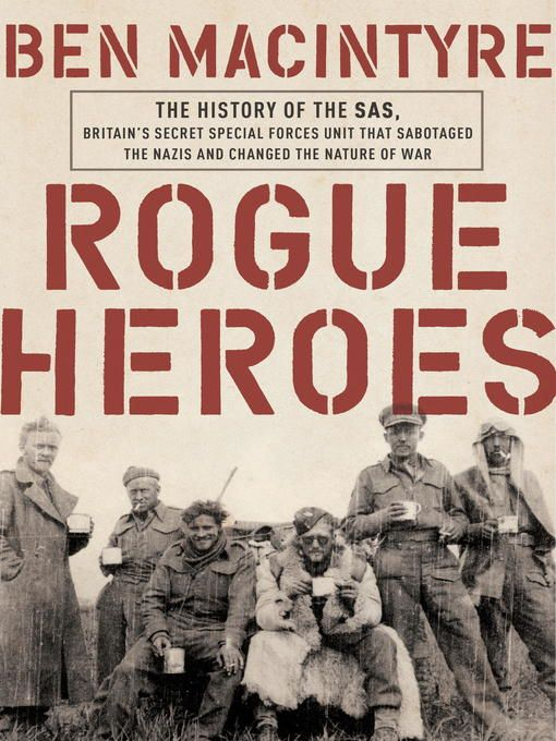 The incredible untold story of WWII's greatest secret fighting force, as told by our great modern master of wartime intrigue  Britain's Special Air Service—or SAS—was the brainchild of David Stirling, a young, gadabout aristocrat whose aimlessness in early life belied a remarkable strate...