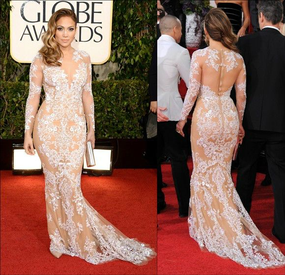 Fashion hits and misses: The 2013 Golden Globe Awards ...