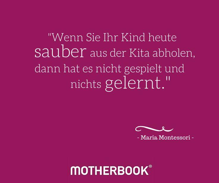 #Zitat #Mutter #Liebe #Kind #Matrisophie #Erziehung #Kita #Kindergarten #Montessori