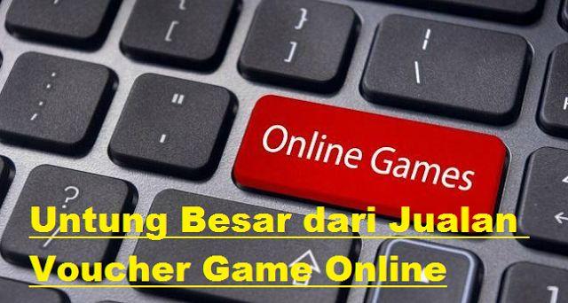 #vouchergameonline #bisnis #bisnisvouchergame #gameonline