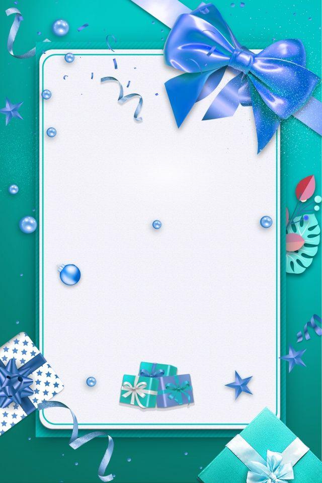 نمط خلفية ملصق الملصق خلفية هدية صفقة أزرق سعيد Gifts Gift Wrapping School Posters