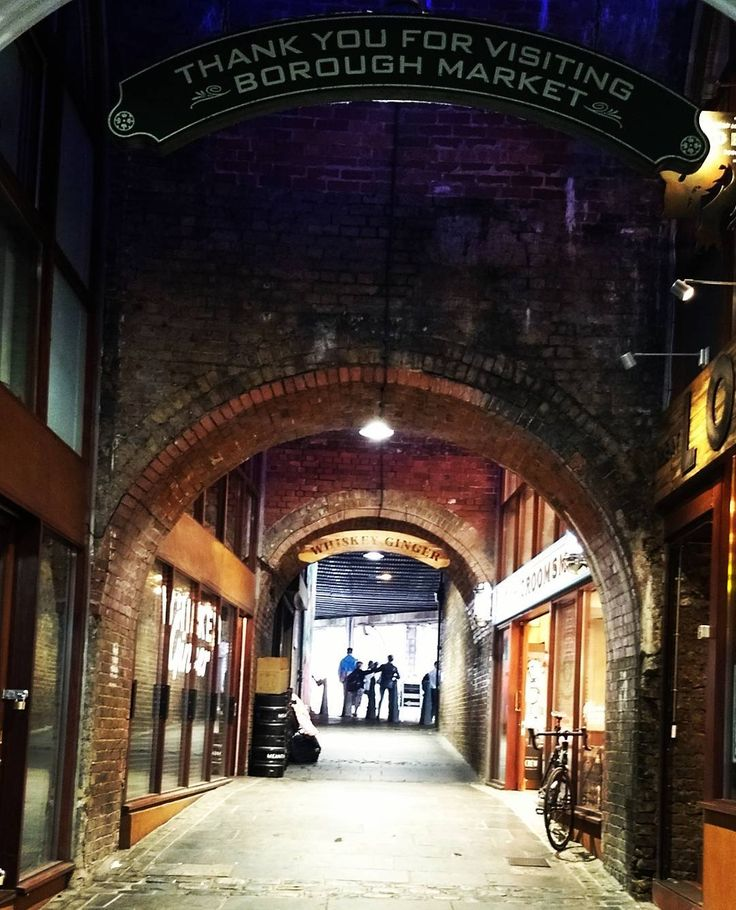 Borough market - A market that comes with history free www.couchflyer.con