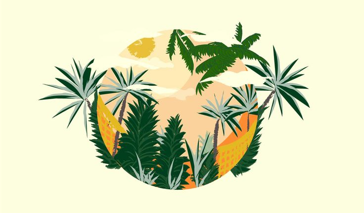 "Check out this @Behance project: ""Tropical Spot Illustration"" https://www.behance.net/gallery/53286987/Tropical-Spot-Illustration"
