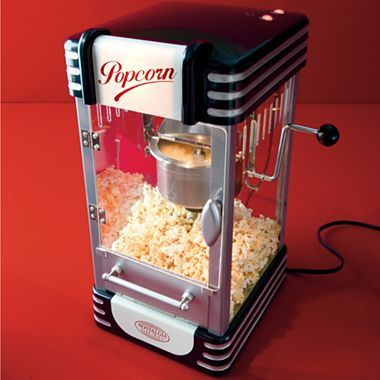great traditional popcorn maker manual