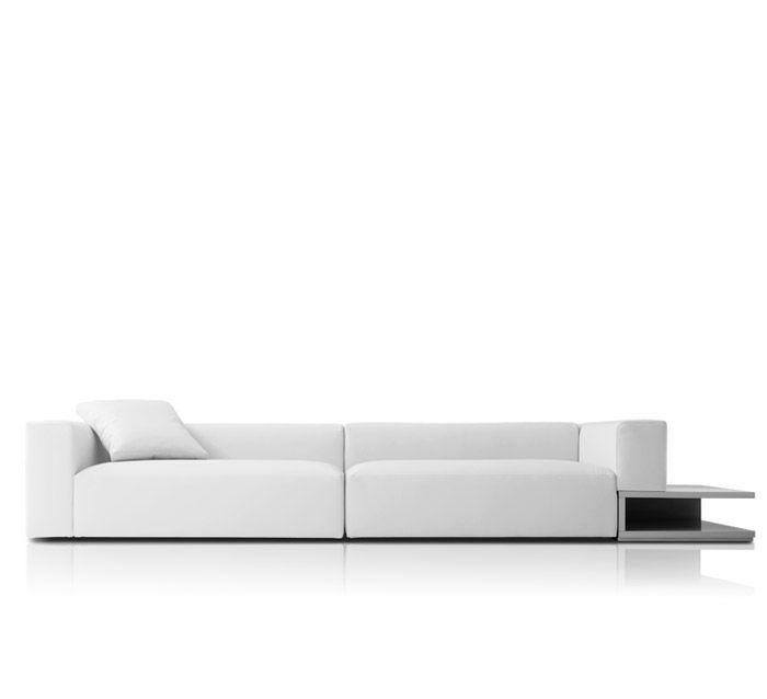 Insieme, minimalist sofa by Pianca _
