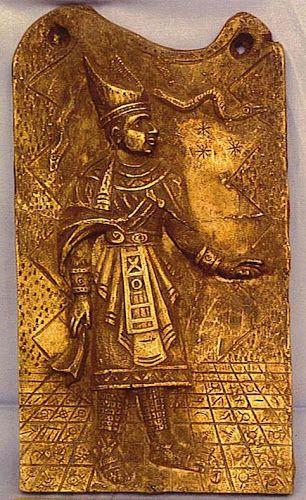 Los descubrimientos del Padre Carlo Crespi y la colección de artefactos antiguos de tiempos antidiluvianos - C.1040