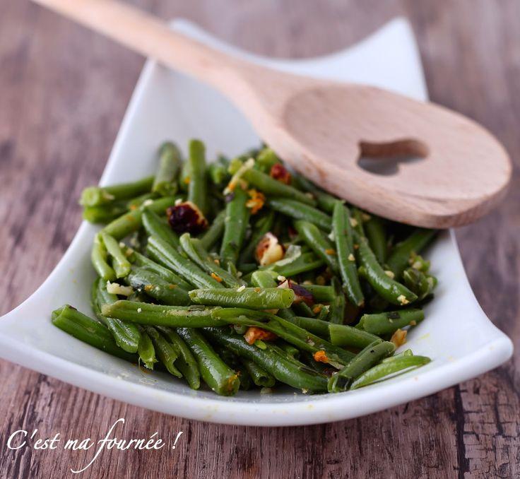 17 meilleures id es propos de salades de haricots verts sur pinterest recettes de salade d. Black Bedroom Furniture Sets. Home Design Ideas