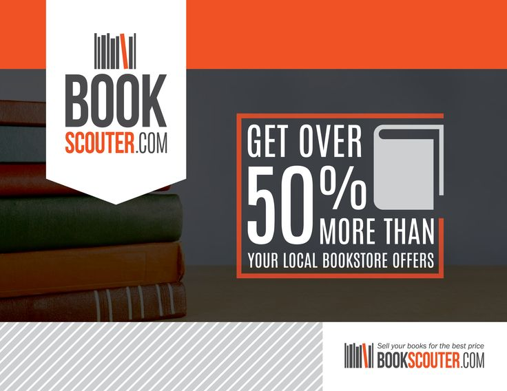 9 best bookscouter images on pinterest sell used books online get better prices when selling your textbooks on bookscouter fandeluxe Gallery
