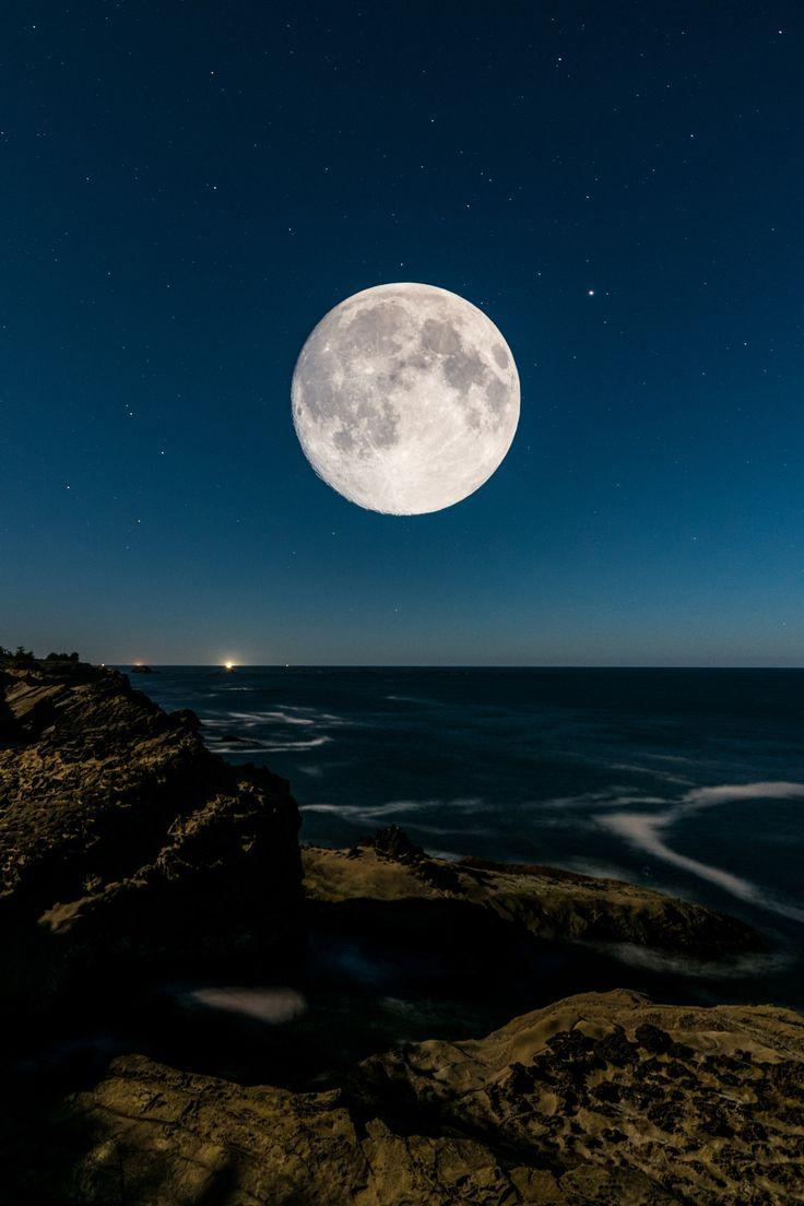 Фото картинка луна