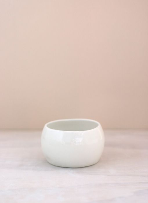 Porcelain Bowl // Taus Ceramic