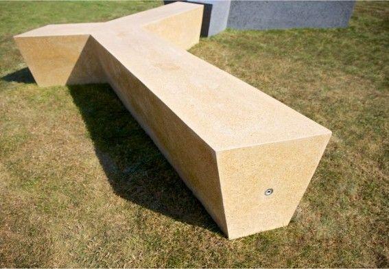 #bench #urban bench #furniture #concrete