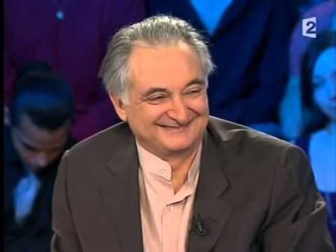 Jacques Attali - On n'est pas couché 17 novembre 2007 #ONPC