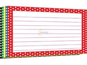 Printable Borders For 4x6 Index Card Printable Border Clip Art Borders Index Cards