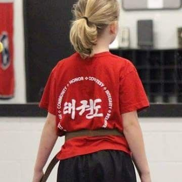 Tenets of Taekwondo @Jon Paul Roberts Taekwondo mean a lot to are kids parents and to us.  HONOR. COURTESY. INTEGRITY. PERSEVERANCE. SELF-CONTROL. COURAGE. COMMUNITY. #tenets #taekwondo #honor #integrity  http://ift.tt/2urX7fd