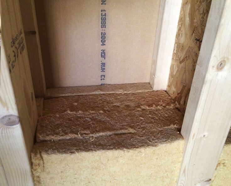 300mm of external wall insulation !
