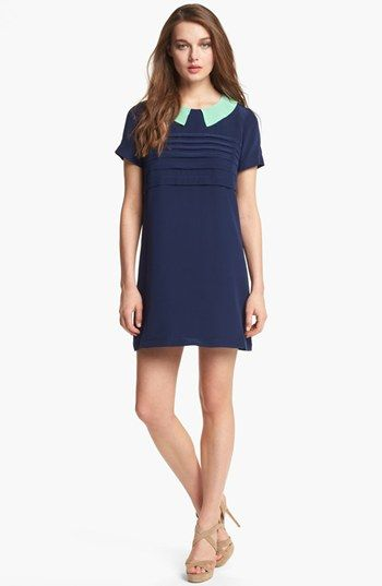 MARC BY MARC JACOBS 'Bowery' Silk Shift Dress | Nordstrom