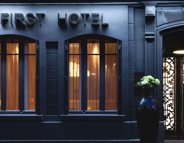 First Hotel Paris (Maranatha Hotels) - Hotel proche Tour Eiffel