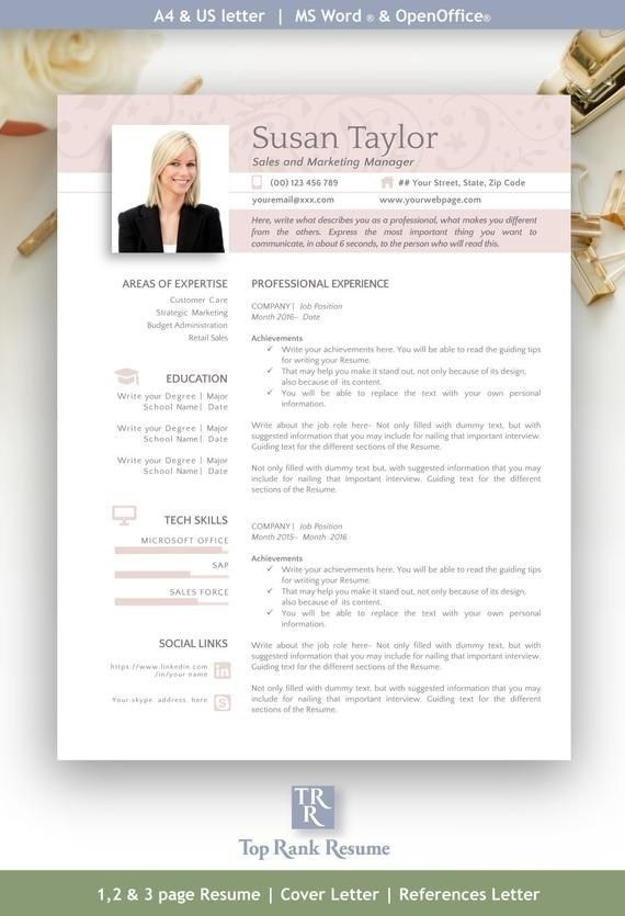 Awesome Resume Template Linkedin Collection Resume Template