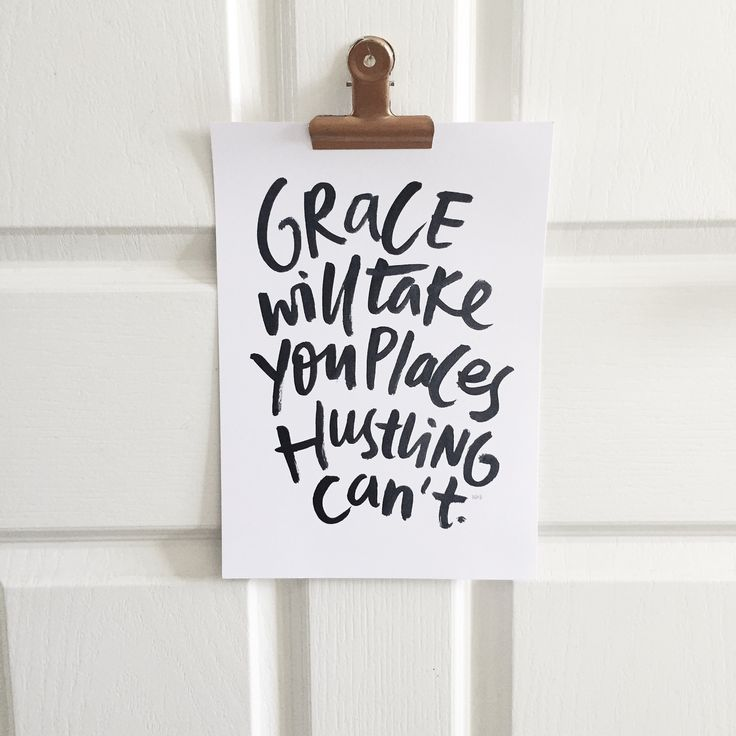 Design By Was | Grace Print