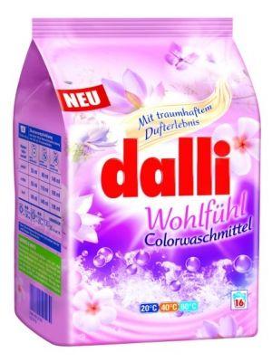 Niemiecki Proszek do prania do tkanin kolorowych (16 prań)  • proszek do rzeczy kolorowych • nie niszczy ubrań • chroni przed utratą koloru