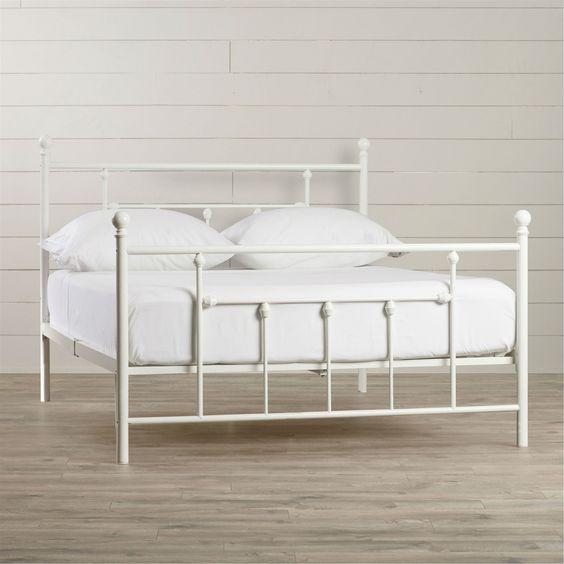 25 best ideas about cheap metal bed frames on pinterest for Cheap platform bed frame