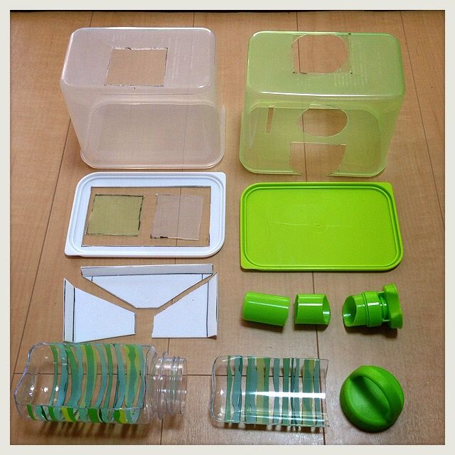 【100均手作りおもちゃ】ダイソー3品で『ガチャガチャ』を作りMAX
