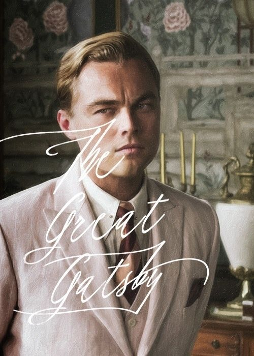The Great Gatsby (Leonardo DiCaprio). | Movies | Pinterest