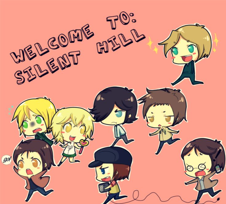 SH: Welcome to Silent Hill by ritsuneko69 on DeviantArt
