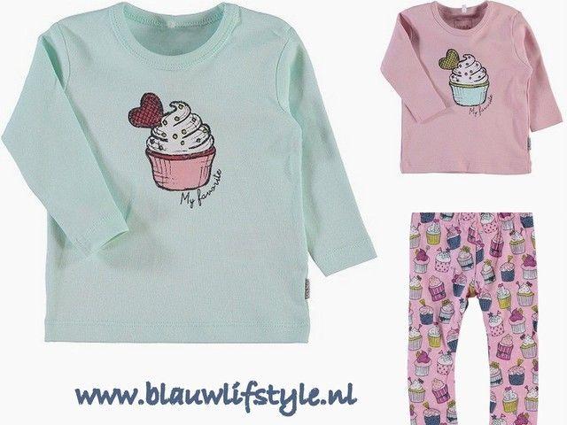 Name it setje, 50-68,  shirt €6,95 en broekje €12,95 #Nameit #Nameitbabykleding #blauwlifestyle #blauw http://www.blauwlifestyle.nl/nl/babykleding/meisje.html?merken=150